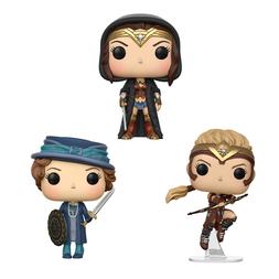 Pop! Heroes: Wonder Woman Season 2 Complete Set