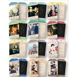 Yuri!!! on Ice Plastic Tag Collection Box Set