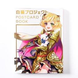 Shironeko Project Postcard Book