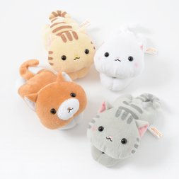Nyanko Pouncing Kitten Plush Clothes Pins
