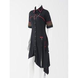 Ozz Oneste Maiden Robe Long Blouse