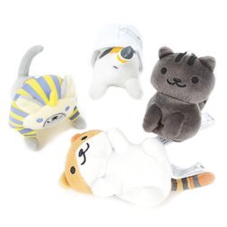 Neko Atsume Big Ball Chain Plush Collection Vol. 5