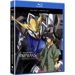 Mobile Suit Gundam: Iron-Blooded Orphans Season 1 Blu-ray