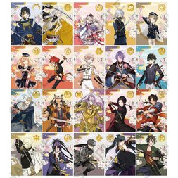 Touken Ranbu -Online- Changing Sticker Bromide Box Set