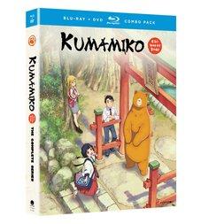 Kuma Miko: The Complete Series (Blu-ray/DVD Combo)