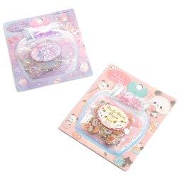 Perfume Seal Flake Stickers