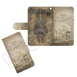 Made in Abyss Notebook-Style Smartphone Case