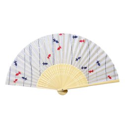 Goldfish Folding Fan