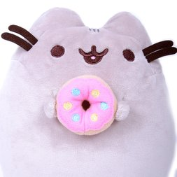 Pusheen w/ Donut 9.5 Plush""