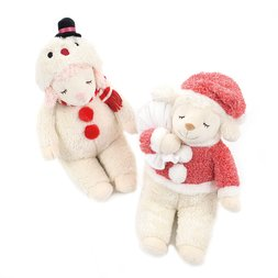 Christmas Maple Hug Pillows