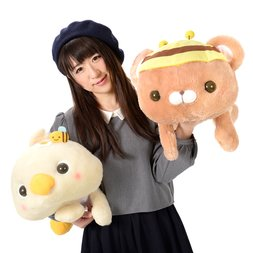 Daramofu-san Honey Animal Plush Collection (Big)