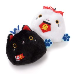 Neko-dango Children's Day Plushies