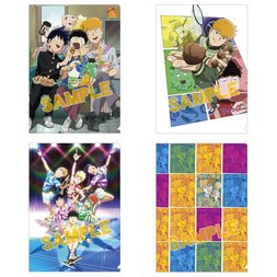 Mob Psycho 100 Clear File Collection