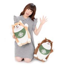 Chuken Mochi Shiba Banzai Big Plush Collection