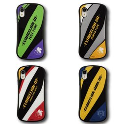 Rebuild of Evangelion Hybrid Glass iPhone XR Cover Collection