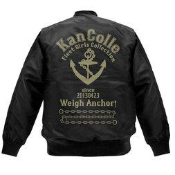 Kantai Collection -KanColle- Teitoku-Only MA-1 Black Jacket