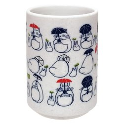 My Neighbor Totoro Totoro Dondoko Dance Japanese Tea Cup