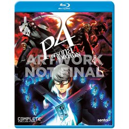 Persona 4 the Animation Complete Collection Blu-ray