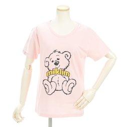 milklim Bear Print T-Shirt