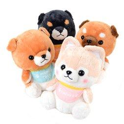 Mameshiba San Kyodai Puppy Dog Plush Collection (Big)