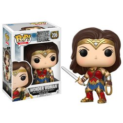 Pop! Movies: Justice League - Wonder Woman