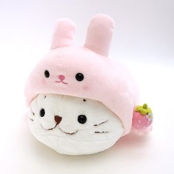 Sirotan Strawberry Bunny Plush