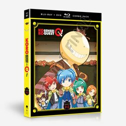 Koro Sensei Quest! Blu-ray/DVD Combo Pack
