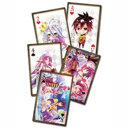 No Game No Life Playing Cards