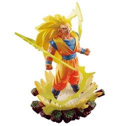 DraCap Memorial 03: Dragon Ball Super Saiyan 3 Goku
