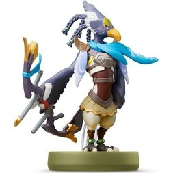 Legend of Zelda: Breath of the Wild Revali Rito Champion amiibo