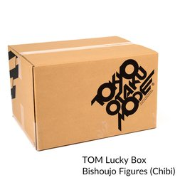 TOM Lucky Box: Bishoujo Figures (Chibi)