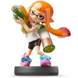 Super Smash Bros. Inkling Girl amiibo