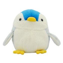 Blue Baby Penguin Beanbag Plush
