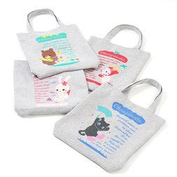Choupinette Tote Bags