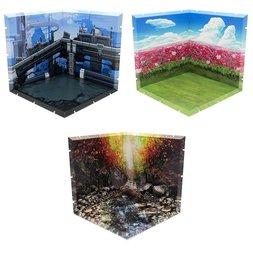 Dioramansion 150: Future Town (Pixel Art) / Cosmos Field / Gentle Stream (Autumn)
