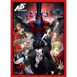 Persona 5 Key Art Premium Wall Scroll