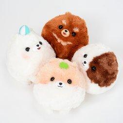 Pometan to Odekake Dog Plush Collection (Jumbo)