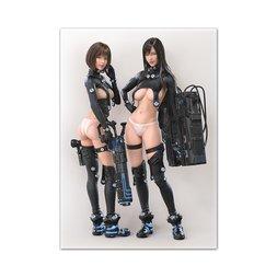 Gantz:O Chara-Fine Acrylic Board Type-H