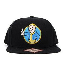 Fallout Vault Boy Black Snapback