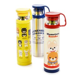 Mameshiba San Kyodai Stainless Steel Bottles