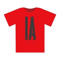 IA Logo Red T-Shirt