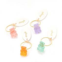 Gargle Gummy Bear Ring