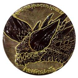 Monster Hunter: World Nergigante Metal Carving Accesories