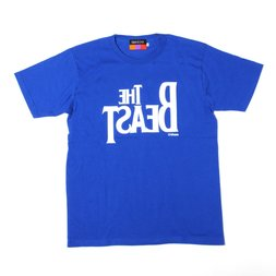 The Beast T-Shirt (Royal Blue x White)