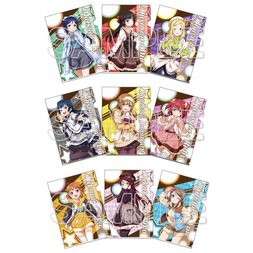 Love Live! Sunshine!! Valentine Clear File Set