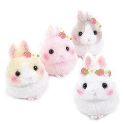 Usa Dama-chan Strawberry Party Rabbit Plush Collection (Standard)