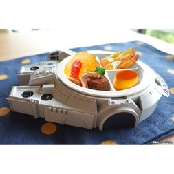 Star Wars Millennium Falcon Lunch Plate