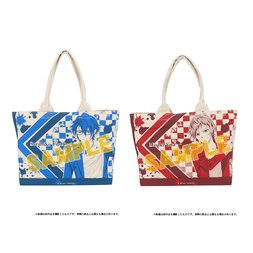 K: Seven Stories Large Tote Bag Collection