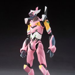 Eva-08β Production Model Custom HG Plastic Model Kit