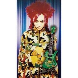 hide Guitar Collection Official Figure Set: KIBAN Ver.